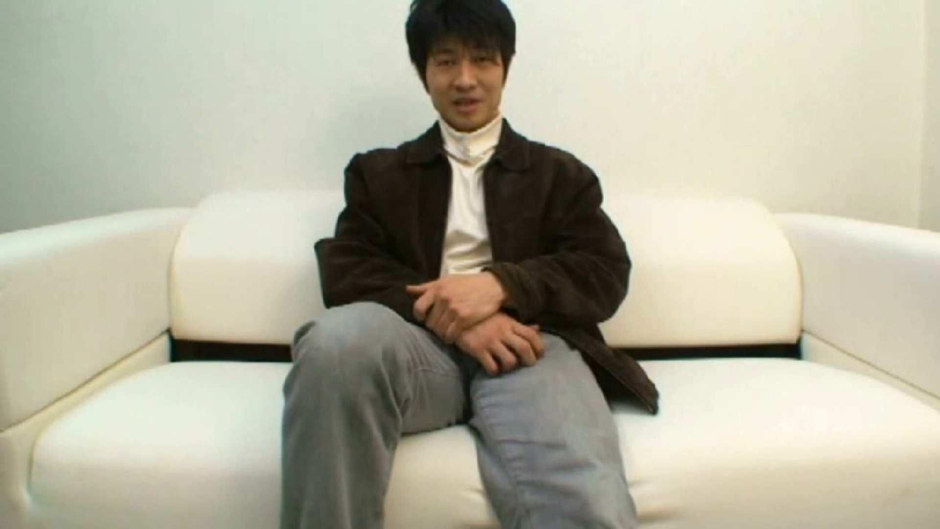 ノンケ!自慰スタジオ No.15 マッチョ男子   自慰動画 亀頭もろ画像 10連発 1