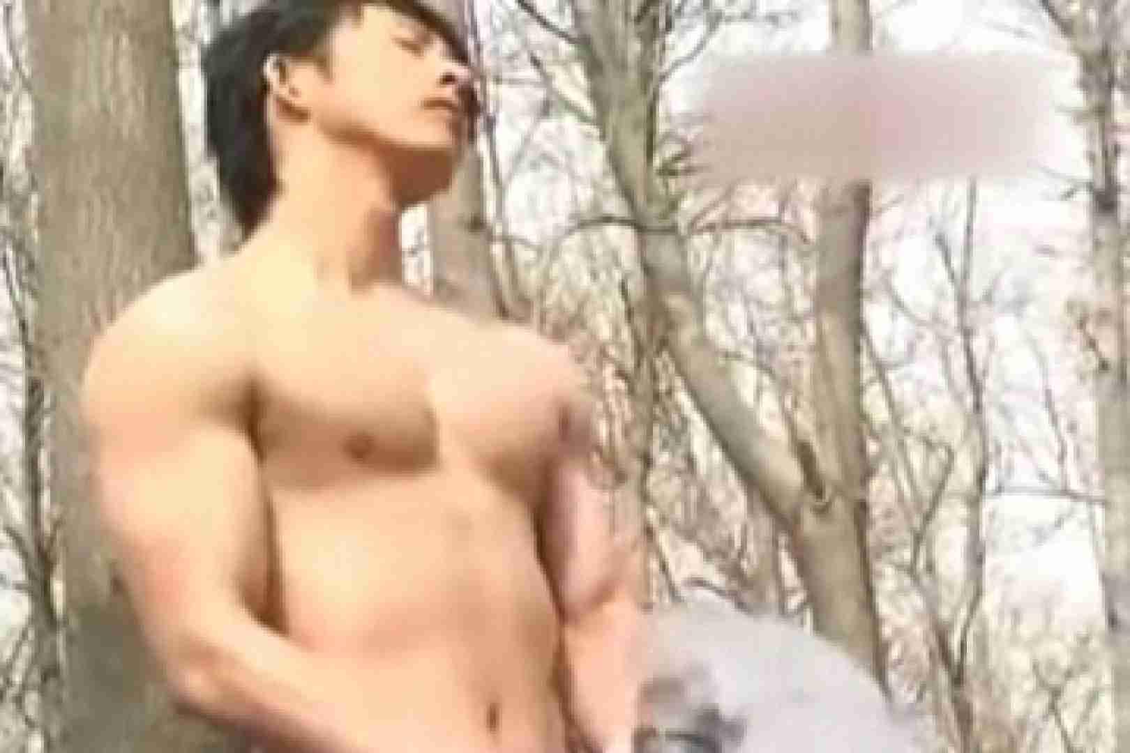 流出!!メンズスーパーモデル達のヌードinChina vol2 イメージ(裸) | モデル ゲイエロ画像 14連発 8