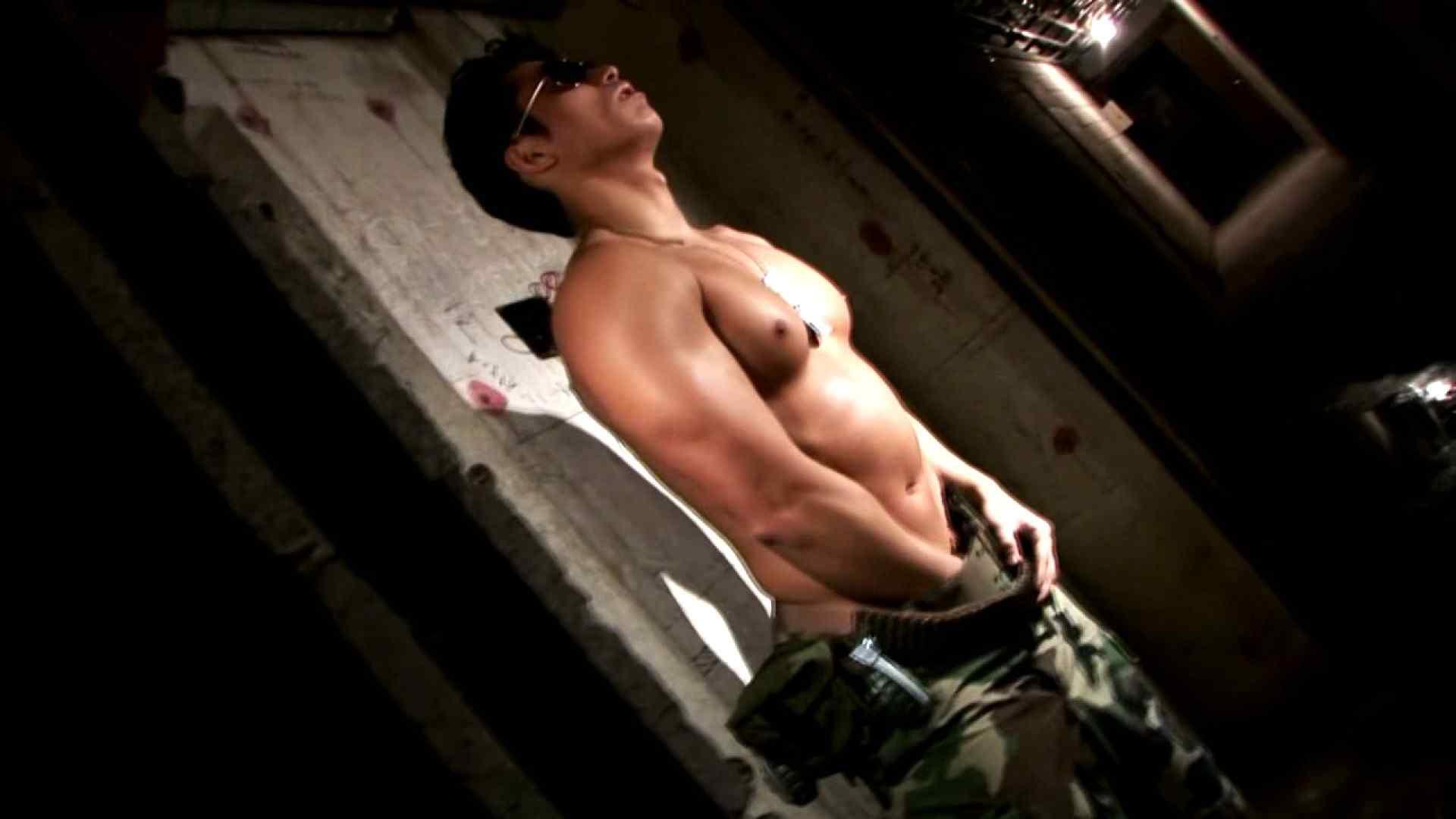 muscle warrior ~男根肉弾戦~01 オナニー | 男の肉 アダルトビデオ画像キャプチャ 7連発 2