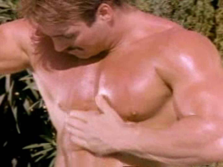 マッスルマッチョのイケイケ動画 前編 イメージ(裸) | 男の肉 ゲイエロ画像 13連発 10
