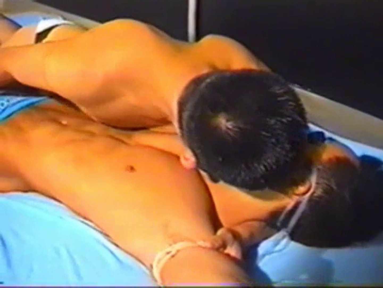競パンゴーグルマッチョ対決!! イメージ(裸) | プレイシーン ゲイエロ画像 8連発 1
