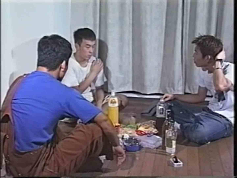 俺たち全裸で宅飲み! !何やってんネン ゲイの裸 | フェラ最高 ゲイザーメン画像 11連発 1