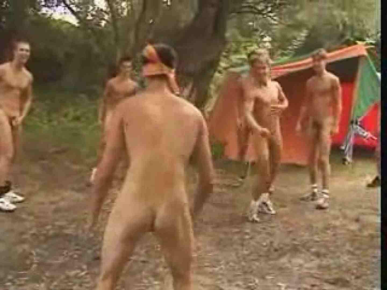 白人さん大自然でのリクリエーション! ! アナル舐め | 男たち ゲイ肛門画像 10連発 6