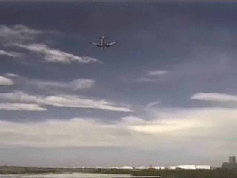 晴天の青空の下、空き地でSEX! アナル舐め   手技 ゲイ肛門画像 10連発 1