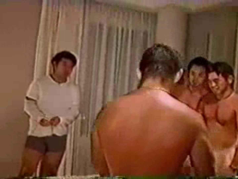パワフルガイ伝説!肉体派な男達VOL.6(集団オナニー編) 体育会系   ゲイの裸 ゲイ無料エロ画像 9連発 1