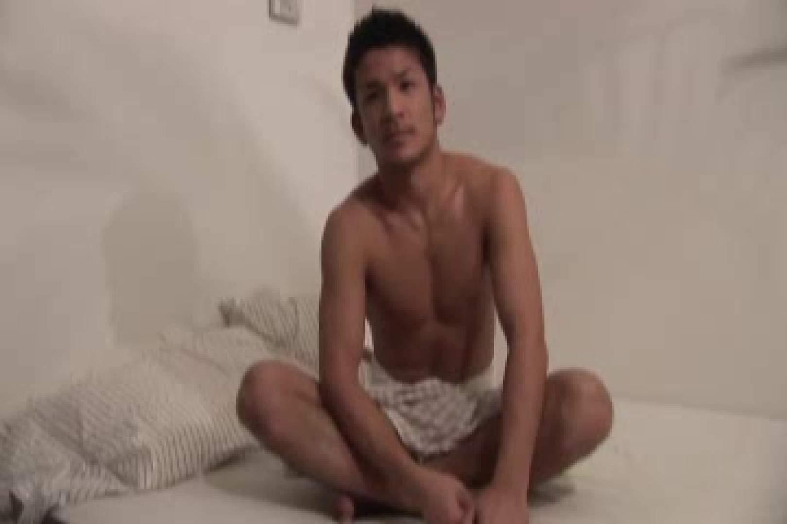 仮性包茎 ヒデ君の挿入されたら たまらんです♪ 発射瞬間 | アナルsex ゲイ無修正ビデオ画像 7連発 1
