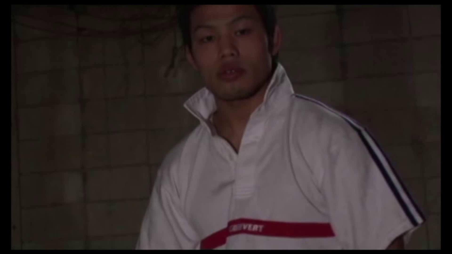 乱交!絡み合う男達! ディルドまつり   乱交 ゲイエロ動画 8連発 1