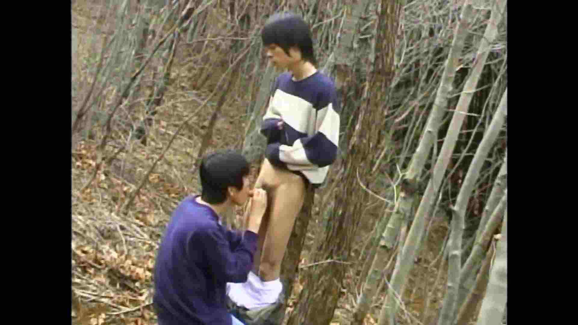 GAYBOY宏のオカズ倉庫Vol.5-4 アナル天国 | 口内発射特集 ゲイ発射もろ画像 9連発 3