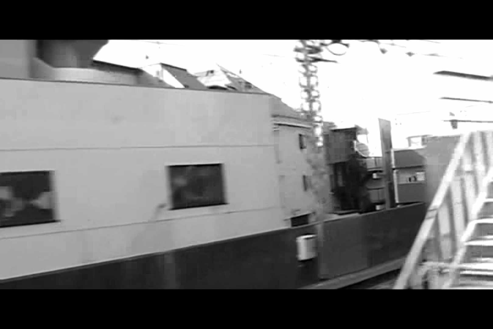 Crazy野郎!!~恥感train~前編 ディープキス   手技 チンコ画像 11連発 11