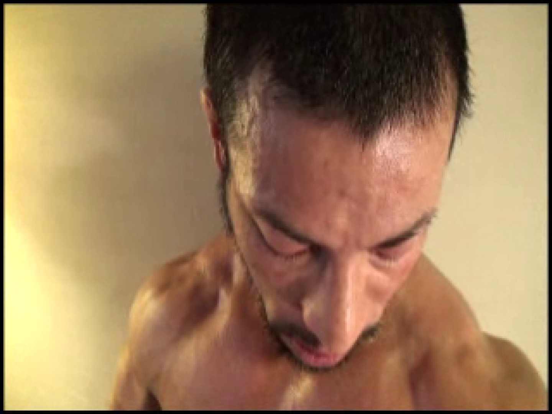 SUPER MUSCLE GAIN!!〜鋼鉄の筋肉〜vol.02  うす消しでエロエロ   男の肉 ゲイ肛門画像 9連発 2