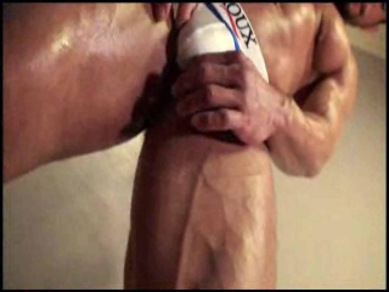 SUPER MUSCLE GAIN!!〜鋼鉄の筋肉〜vol.02  うす消しでエロエロ   男の肉 ゲイ肛門画像 9連発 7