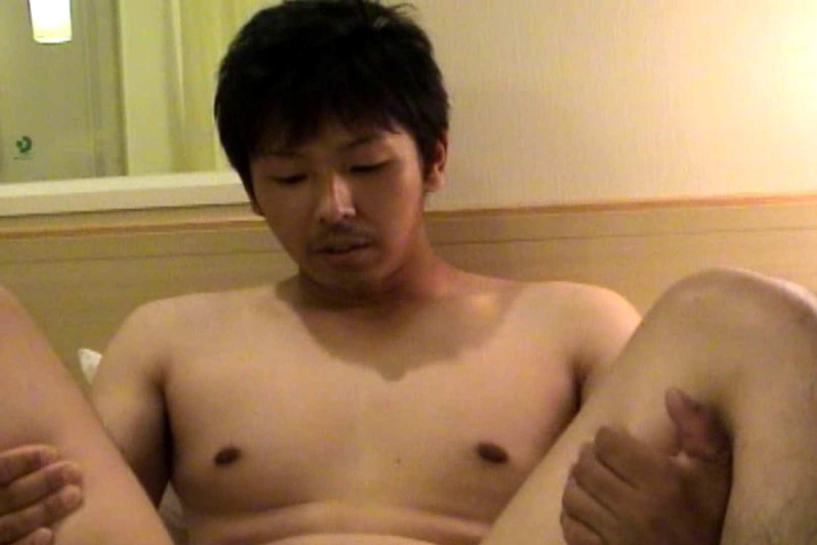 三ツ星シリーズ 魅惑のMemorial Night!! 突入01 フェラ最高 | スポーツマン ゲイ素人エロ画像 9連発 2